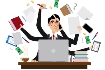 Organize your work life – some tips and tricks